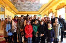 Ученики воскресной школы «Азъ, Буки, Веди» совершили паломническую поездку в Солигорск