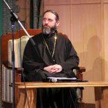 Иеромонах Андрей (Василюк): Задача Рождественских чтений – объединить силы в духовно-нравственной поддержке общества