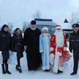 Состоялась традиционная акция «Чудеса на Рождество»