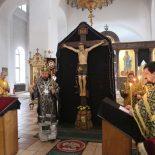 Вторая Пассия в Никольском кафедральном соборе