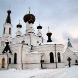 Епископ Серафим принял участие в богослужении в городе Могилёве