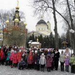 Паломническая поездка учеников и педагогов воскресной школы «Иверон» в Гомель