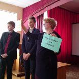 В ГУО «Гимназия №2 г.Бобруйска» проведена беседа на тему «Здоровый образ жизни»