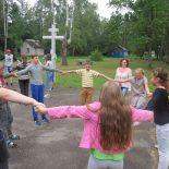 Английская смена в Летней Православной школе «Дружба»