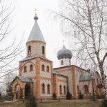 Праздничная Божественная литургия во Введенском храме г. Осиповичи