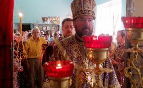 Престольный праздник в приходе Всемилостивого Спаса г. Быхова