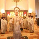 Навечерие Рождества Христова (Рождественский сочельник) в Никольском кафедральном соборе