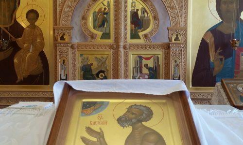 Божественная литургия в Елисаветинском приходе г. Бобруйска
