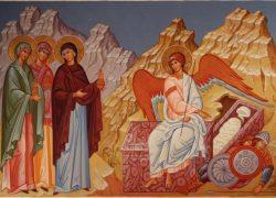 22 апреля — Православный женский день, День жен-мироносиц