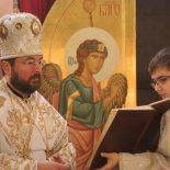 Рождественское Богослужение в Никольском кафедральном соборе