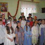 Праздничный утренник  в воскресной школе храма Святой Живоначальной Троицы г. Быхова