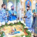 Престольный праздник отмечает сегодня Успенский храм д. Мокрое