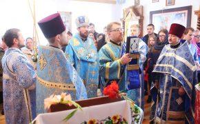 Божественная литургия в день празднования Рождества Пресвятой Богородицы
