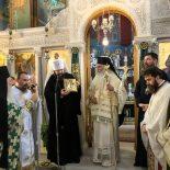 Делегация Русской Православной Церкви посетила Афины