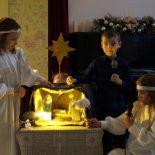 В Воскресной школе  «Иверон» прошел Рождественский концерт