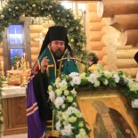 Престольный праздник храма Серафима Саровского
