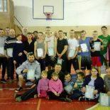 На базе Бобруйского спортивного клуба «Днепровец» состоялся турнир по волейболу