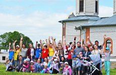 Окончание учебного года в воскресной школе «Азъ, Буки, Веди» Николо-Софийского храма