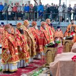 В Турове прошли торжества, посвященные дню памяти святителя Кирилла Туровского