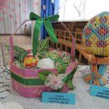 Священник поздравил воспитанников детского сада и их родителей с праздником Пасхи