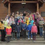 Воспитанники воскресной школы Никольского собора совершили паломничество в храм «Целительница»