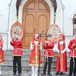 «Пасхальный городок» в приходе Георгиевского храма
