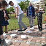 В воскресной школе Георгиевского храма продолжаются Пасхальные праздники