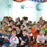 Рождественское поздравление в Детском доме