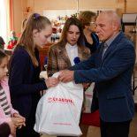 На ОАО «Славянка» завершилась акция «В школу всей семьей»