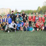 В Могилеве прошел традиционный детский пасхальный турнир по футболу «Пасха — 2019»