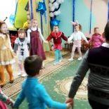 Воспитанники воскресной школы посетили детский дом с праздничным концертом