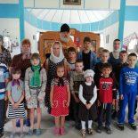 Детский лагерь на древней Друцкой земле