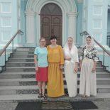 В День семьи социальные работники посетили граждан пожилого возраста и инвалидов