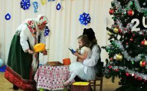 Рождественский концерт в «ясли-сад №5 города Бобруйска»