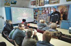 В Кировске прошел урок-диалог, посвященный Дню защитника отечества