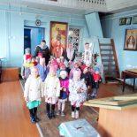 Воспитанники детского сада №4 г. Кировска совершили экскурсию в Покровский Храм