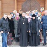 В Бобруйске прошли творческие встречи с монахиней Иулианией (Денисовой)