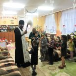 Социальные работники Бобруйской епархии посетили ГУО «Детский дом г. Бобруйска»