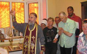 Молитвенная комната освящена в ГУСО «Быховский психоневрологический дом-интернат»