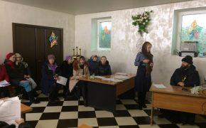 В Ильинском храме состоялся видеолекторий на тему: «Код Кирилла. Рождение цивилизации».