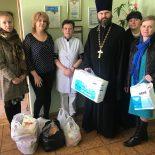 Социальные работники посетили социальный приют аг. Михалево и приют круглосуточного пребывания инвалидов и людей пожилого возраста