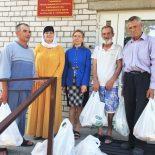 Социальные работники посетили учреждение временного пребывания лиц без определённого места жительства