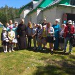 Воспитанники воскресной школы Ильинского храма посетили Прощу