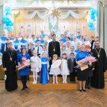 Рождественский концерт прошел в воскресной школе Иверского храма