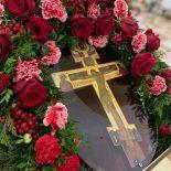 Накануне праздника Воздвижения Креста Господня епископ Серафим совершил всенощное бдение с чином Воздвижения Креста