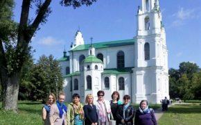 Сотрудники библиотеки №8 г. Бобруйска совершили паломническую поездку в Полоцк
