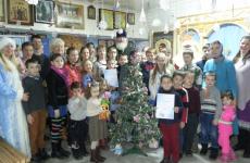 Утренник в воскресной школе Покровского храма г. Кировска