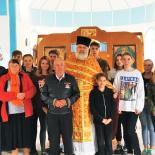 Спортивная смена в детском Православном поселении «Отрада»