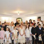 Рождественское театрализованное представление «Сказка об украденном времени» прошло в воскресной школе храма «Целительница»