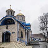 В праздник Благовещения Пресвятой Богородицы епископ Серафим совершил Божественную литургию в Благовещенском храме г. Кличева
